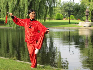 Eight Brocade Qi Gong