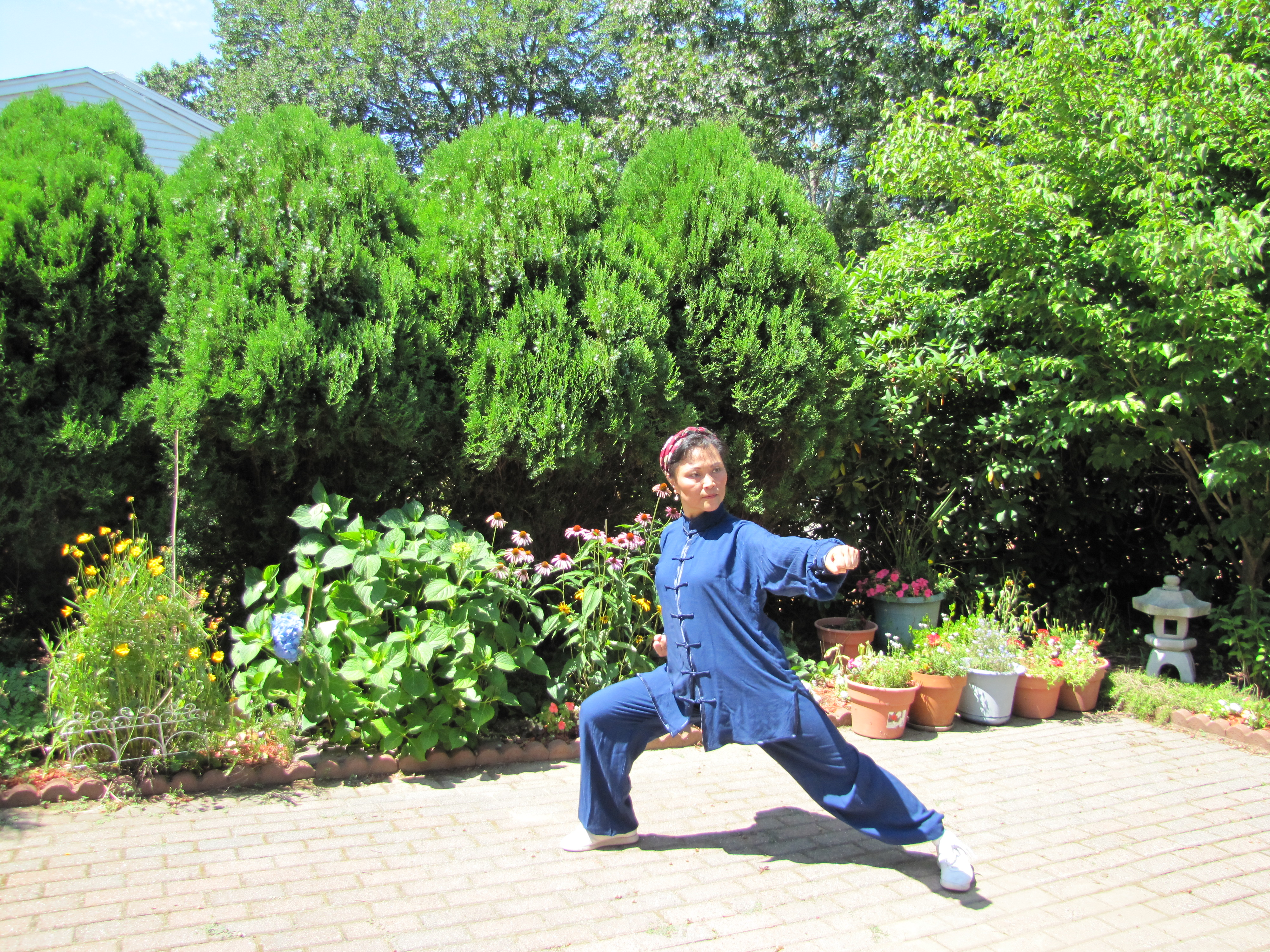 Tai Chi Chuan Combined Style 42 Steps