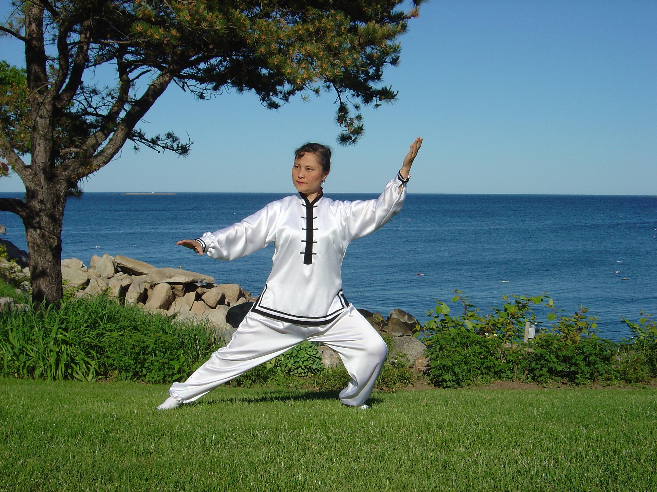 Taichi for Menopause