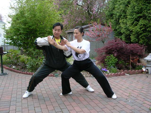 Tai Chi Chuan Chen Style 24 Steps