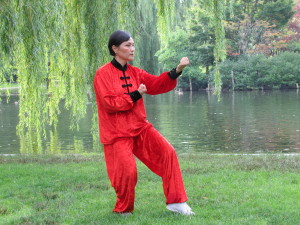 Qi Gong for Cancer Healing