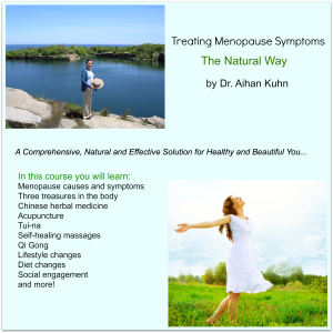 Online Course: Treating Menopause Symptoms the Natural Way