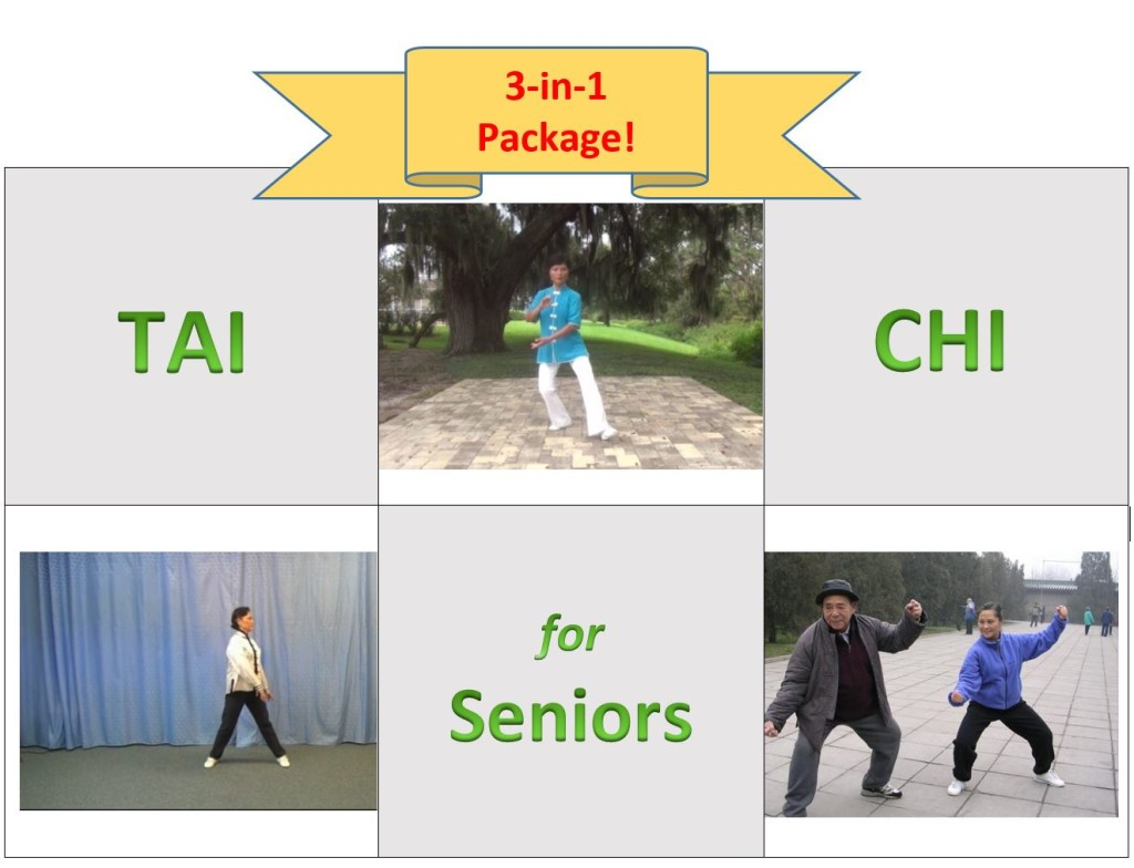 Tai Chi for Seniors Package